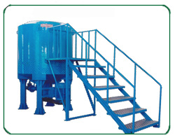 pulp preparation machinery